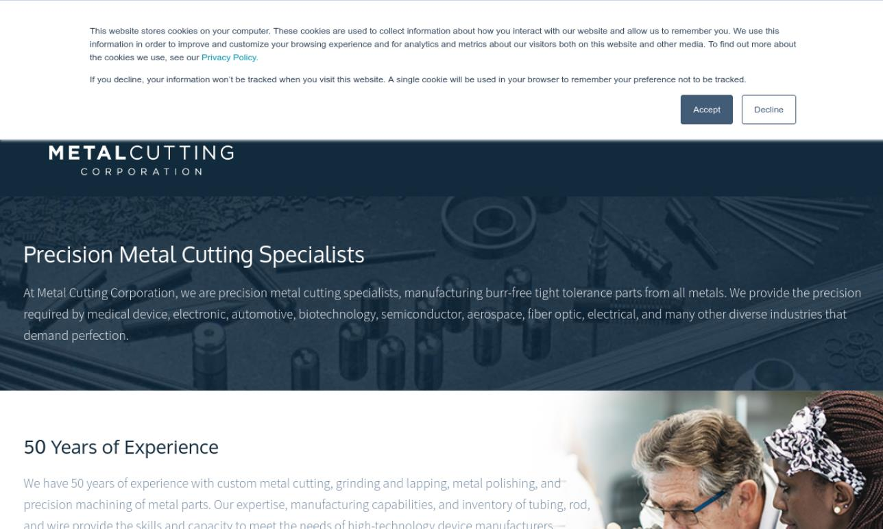Metal Cutting Corporation